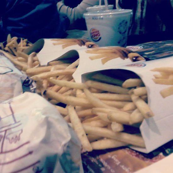 Lanchinho Fome Burgerking Bangu