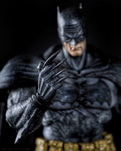 """""""Tonight, I am going to maintain order in Gotham City. You are going to help me. But not with these. These are loud and clumsy. These are the weapons of cowards. Our weapons are precise and quiet. In time, I will teach them to you. But for tonight, you will rely on your brains and your fists. Tonight, we are the law. Tonight, I am the law."""" Batman Nikonphotography Nikon TheDarkKnightReturns Toys Toyphotography Toycommunity Toy Photography Actionfigurephotography"""