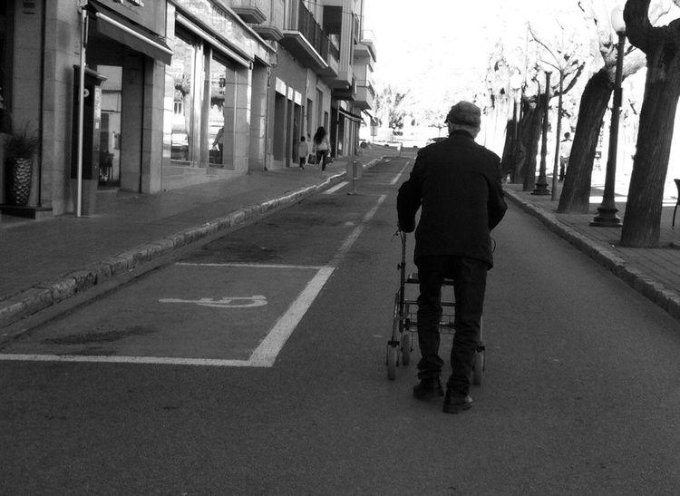 Ortopedia One Person caminador Adult Ayuda dependencia Ayuda Caminar