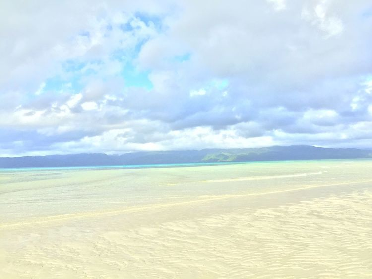 First Eyeem Photo IPhone IPhoneography Iphoneonly Beach Sea Bluesky Ilovebeach Lowtide  Whitesand Whitesand Beach  Sandbar