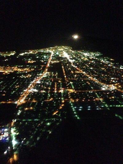 City Lights Of Japan