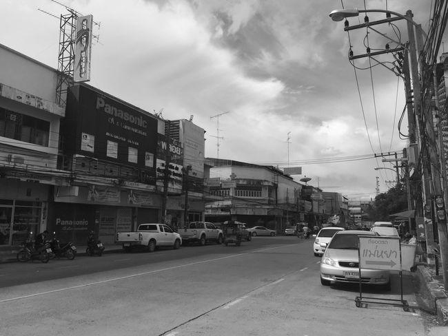 Udonthani Thailand Street