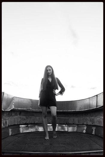 Black & White , Girl
