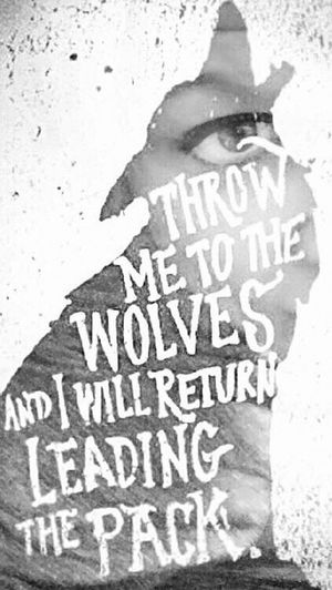 Late Night Edit I Love This Quote Leader Fierce ! Blackandwhite Bnw Blended Images Needle Girl :) Needle Girl Living In A Haystack World That's Me! Art Yourself Grunge_effect Im A Leader Not A Follower Be The Wolf goodnight friends 😉⭐️⭐️💗
