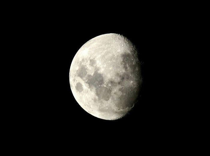 Moonbase Alpha Moon Astrophotography