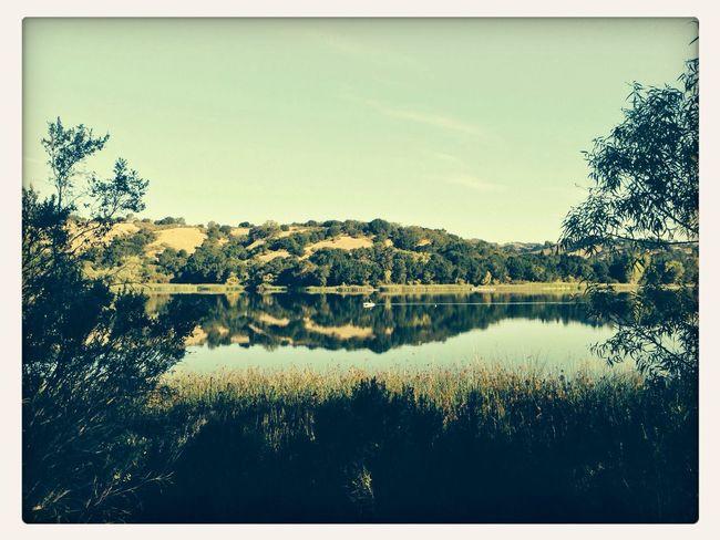 Water Serenity... Beautiful Day Reservoir