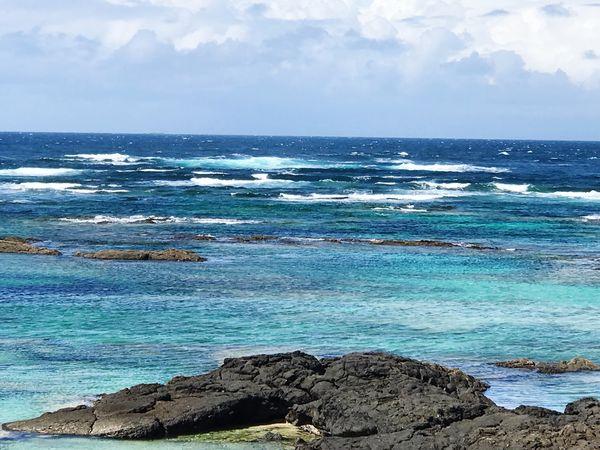 Sea Water Beauty In Nature Scenics - Nature Sky Beach Land