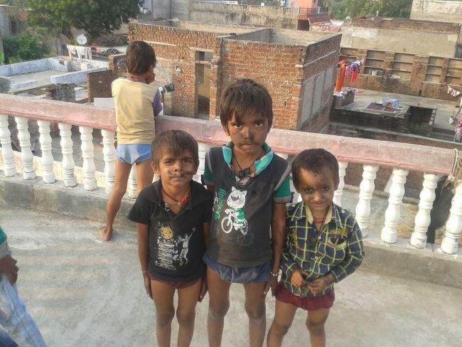 Cute boys from india
