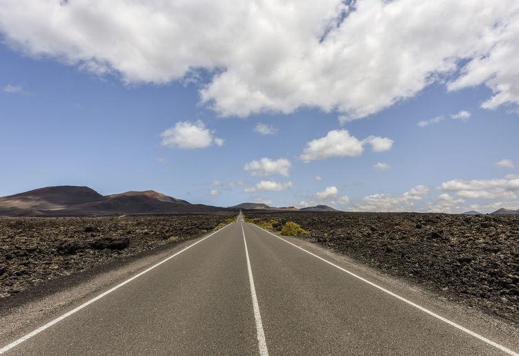 Touristic road
