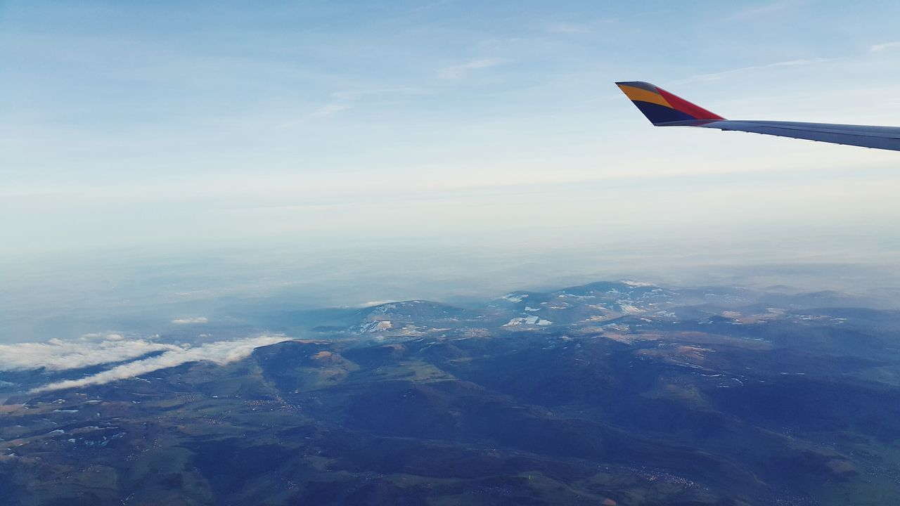 Germany Photos Approach Frankfurt Airport Airplane Nature Landscape Asiana Airlines Wing Samsung Galaxy Note 4 Taking Photos From An Airplane Window Traveling Light And Shadow Streamzoofamily