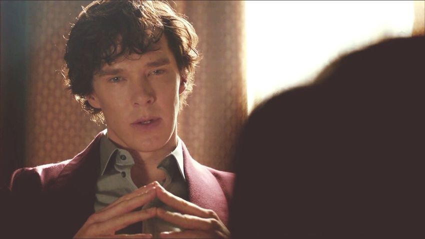 Sherlock Sherlockholmes Sherlock Holmes Sherlockbbc Sherlocked he is sooooooo cute
