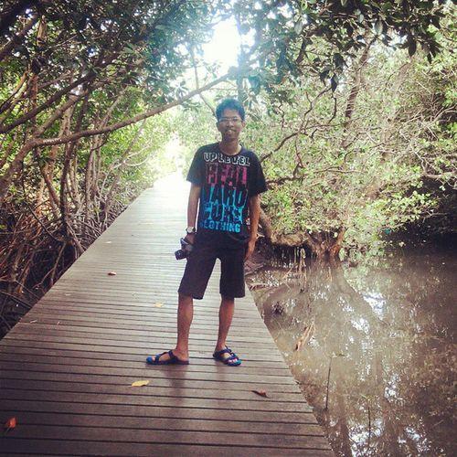 Mangrove INDONESIA Bali Hunting Instagood Selfie