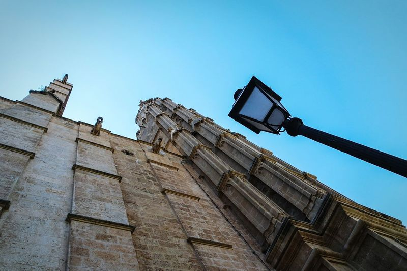 Street Lamp Monday in Palma, Spain Lookingup Taken By Me . Eye4photography  Open Edit The Architect - 2015 EyeEm Awards