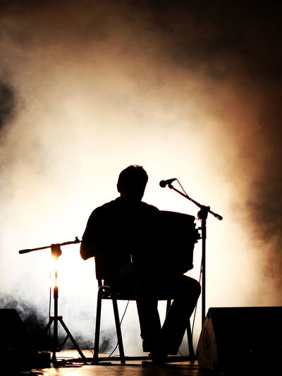 Accordion Balzinga Concert Concert Photography Irish Irish Music Low Angle View Smoke