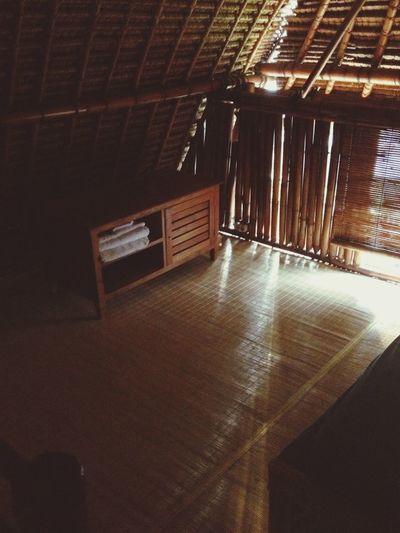 Bamboo Home!