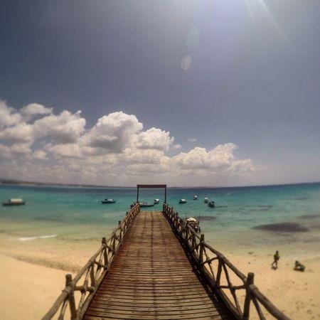 Zanzibar Tanzania Beach Travel Island