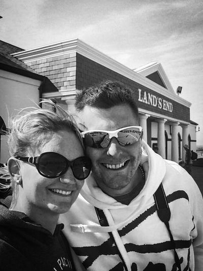 Cause you can't beat a Selfie ✌ when your at lands end.... Has to be done!! That's Me Check This Out Relaxing Enjoying Life Hello World Taking Photos IPhoneography Seaside Sea Waves Black & White Blackandwhite Photography Black And White Portrait EyeEmBestPics Love Nikon Blackandwhite EyeEm Best Shots EyeEm Gallery Family Bestoftheday Beach Wave