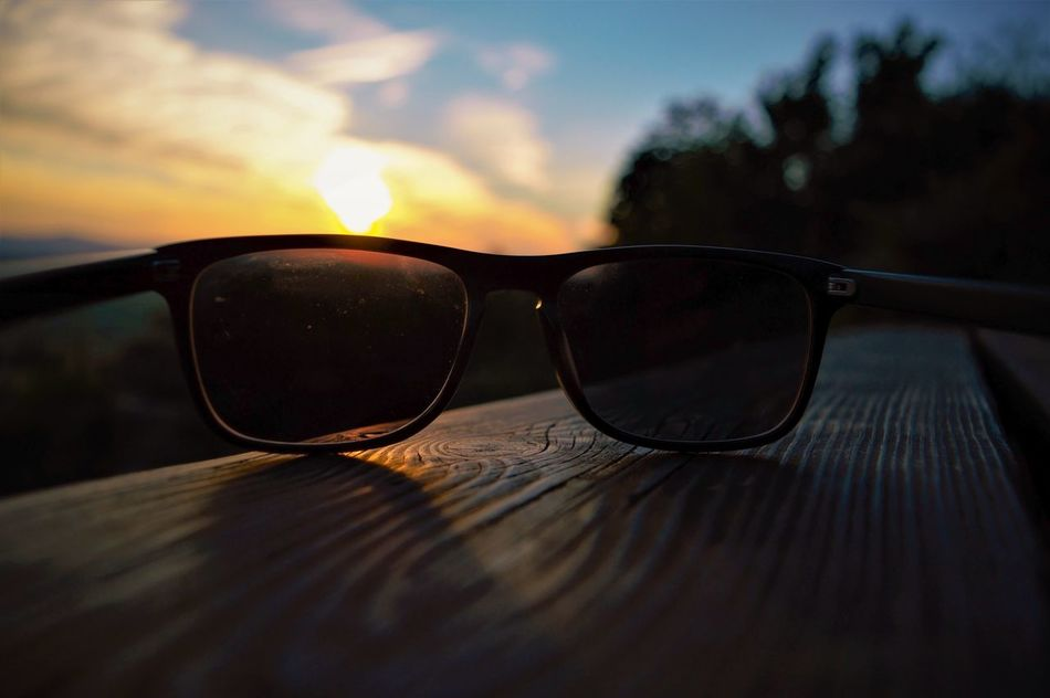 Sunset on summer Sunglasses Sunset Sky Eyewear Vision Table Protection Nature Outdoors Close-up Day EyeEm EyeEm Best Shots EyeEm Nature Lover Nature Photography EyeEm Best Shots - Nature Nikon Ireland Ireland🍀 Ireland Landscapes Summer Autumn Summer Views Cloud Clouds And Sky