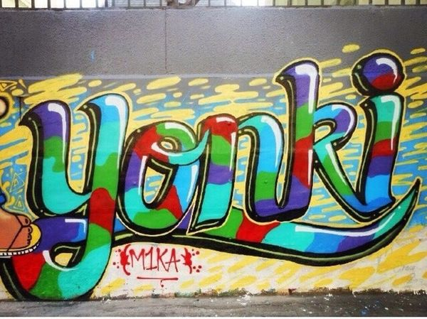 Writing On The Walls Follow In Instagram... @yonki_1