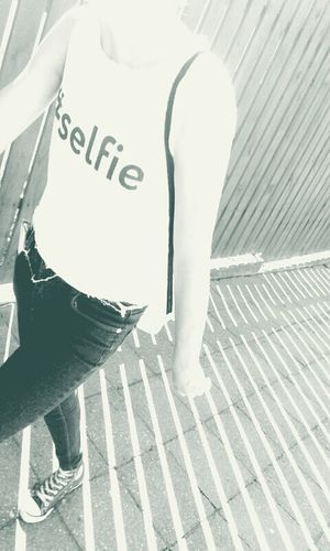 Selfie Girl Friends Blackandwhite Sunday Trip