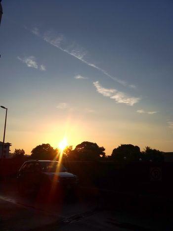 Morning Sunrise Wednesday Happy Working