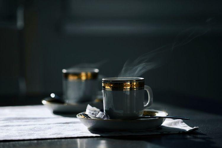 Hot Drink Steam