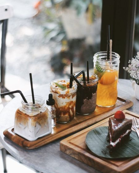 Cake Cafe Food