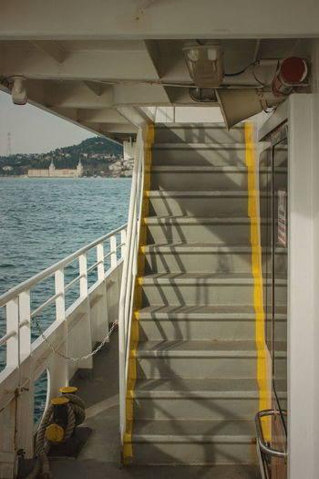 Ship stairs,