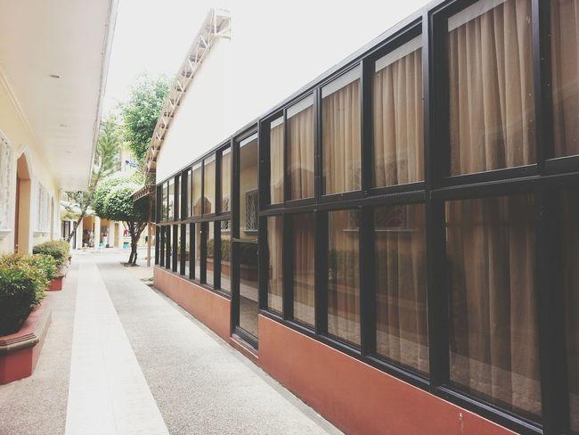 Hallway Alley Building Street