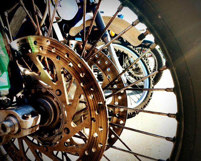 Spokes and
