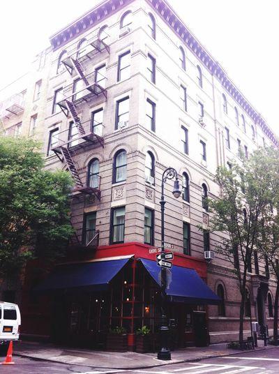 F.R.I.E.N.D.S. Grove St X Bedford St New York