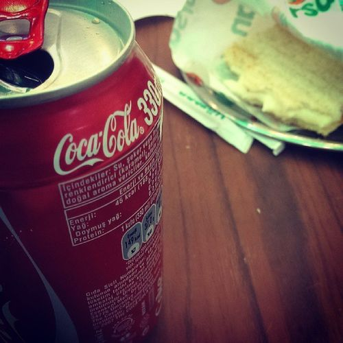 Cocacola Susurluktostu Direnmide :)