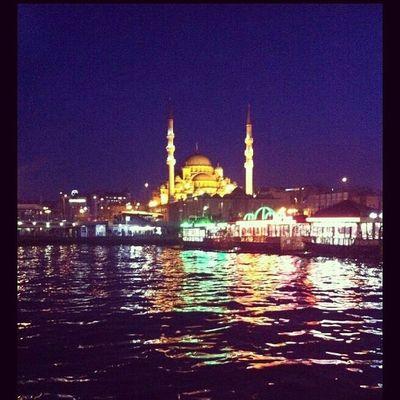 Manzara Vapur Emin önü Istanbul