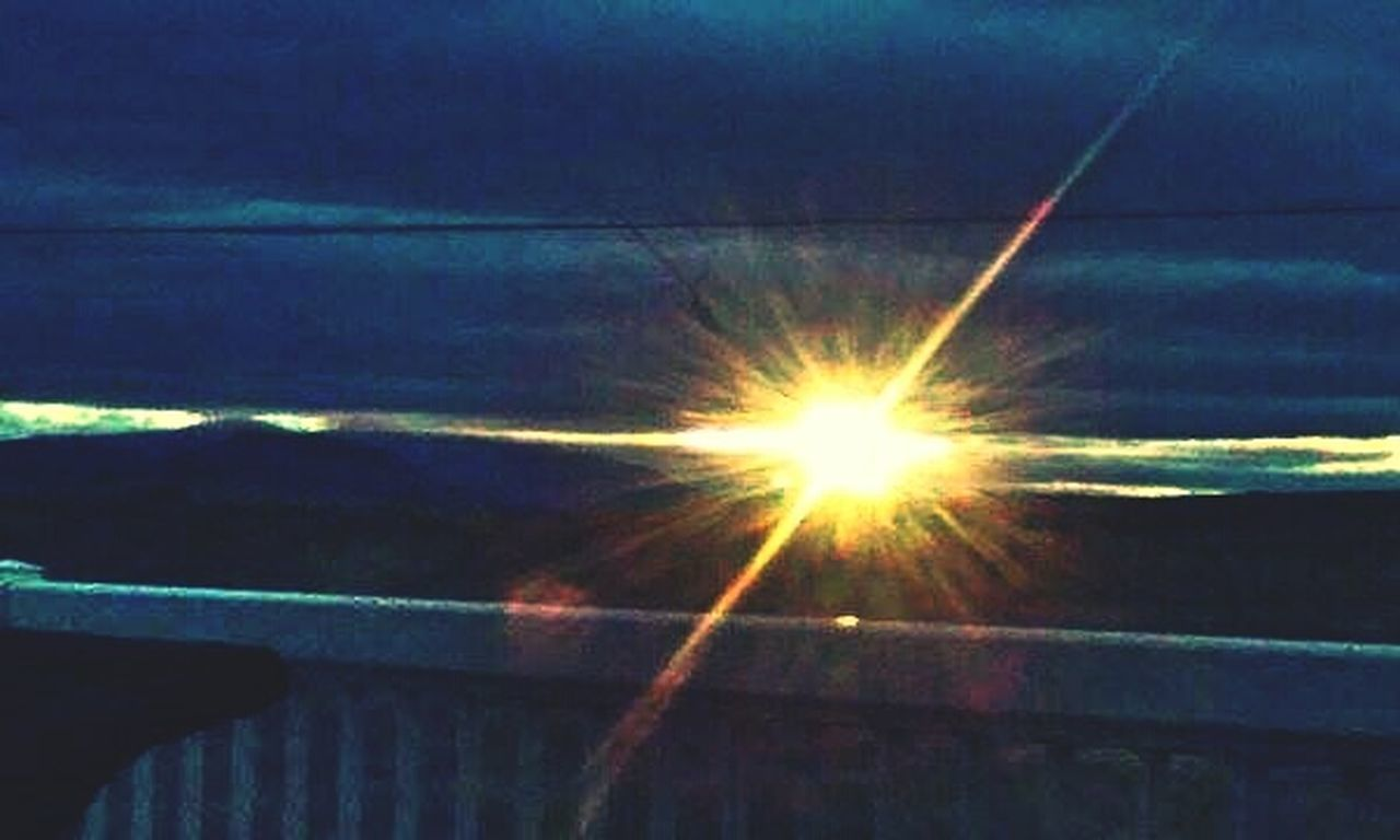 sun, sunbeam, sunlight, sunset, outdoors, nature, no people, scenics, backgrounds, beauty in nature, sky, day, vapor trail