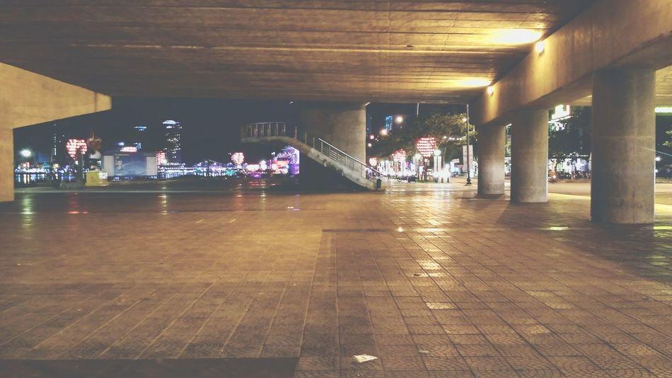 Alone...!