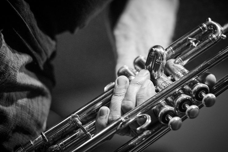 The Instrument Bw Lacodeczi Leica Music Trumpet