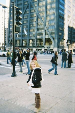 Throwback-- Downtown Chicago