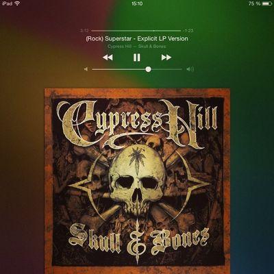 Cypresshill Rock Superstars