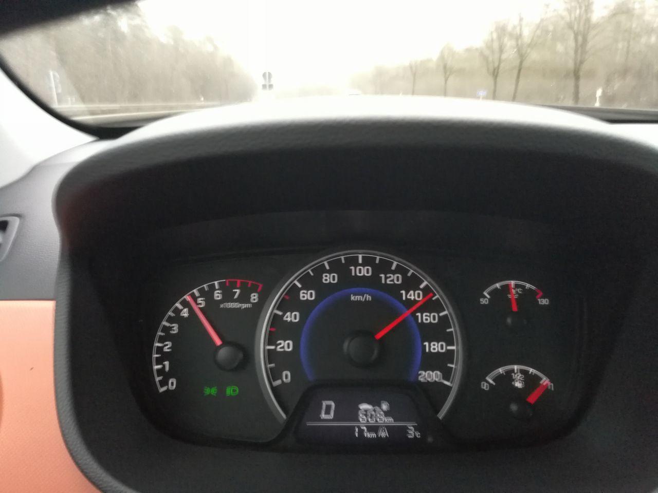 vehicle interior, car, car interior, dashboard, transportation, land vehicle, speedometer, mode of transport, gauge, steering wheel, no people, close-up, day, red