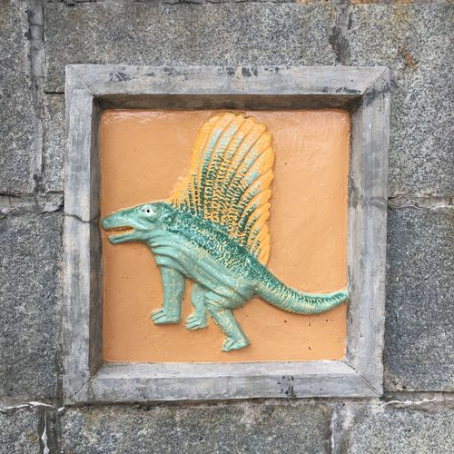 Dinosaur Playground - Wall Motifs Public Playground Dinosaur Animal Animal Representation Animal Themes Animal Wildlife Animals In The Wild Architecture Built Structure Close-up Day Lizard No People One Animal Outdoors Representation Reptile Vertebrate Wall Wall - Building Feature Window
