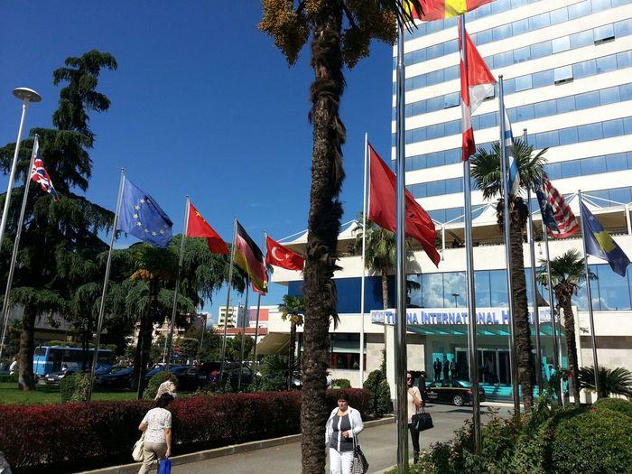 15 Floors Hotel Tirana Citylife City