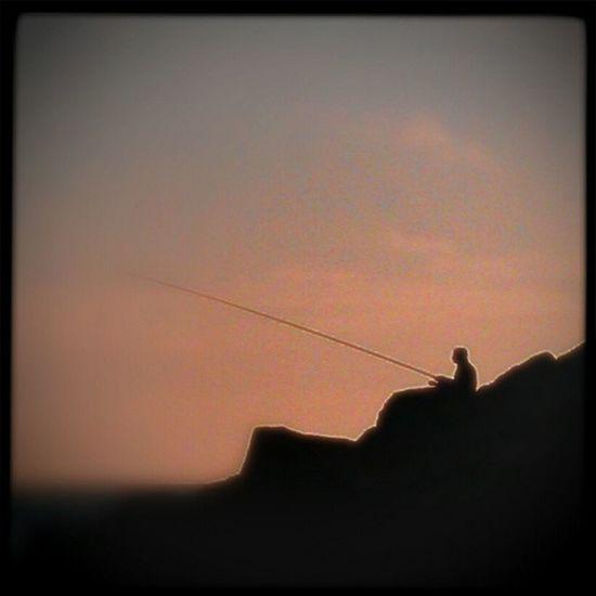 Fimdetarde Areão Pesca Paciencia