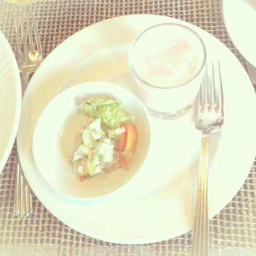Breakfast Sheraton Food