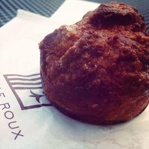 Kouign amann au C.B.S. Pastries