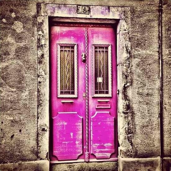 Door Pink Itsapinkworld