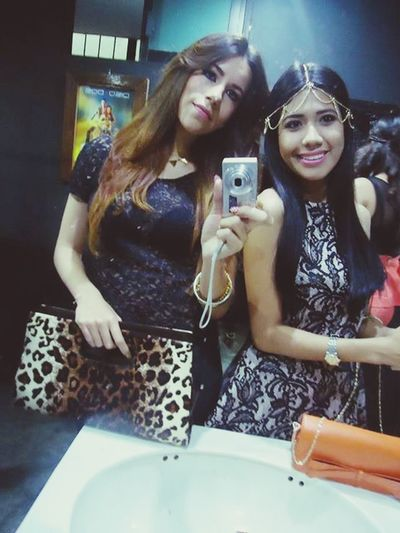 Best Friends ❤ Iloveyou PartyNight (: Models