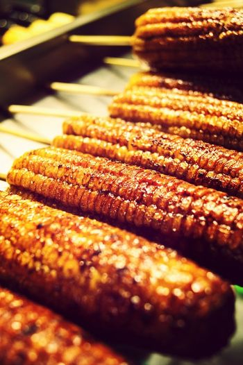 Grilled corn First Eyeem Photo