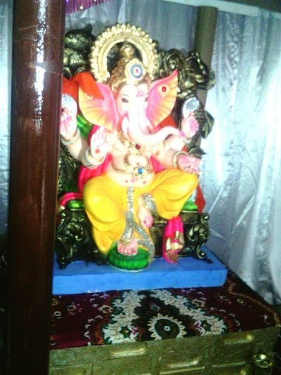 Ganpati Bappa Morya First Eyeem Photo