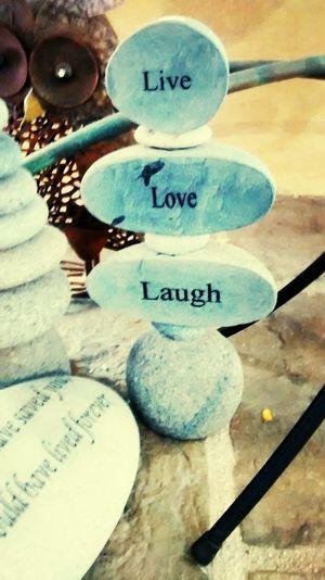 Live Love Laugh. BeHappy♡