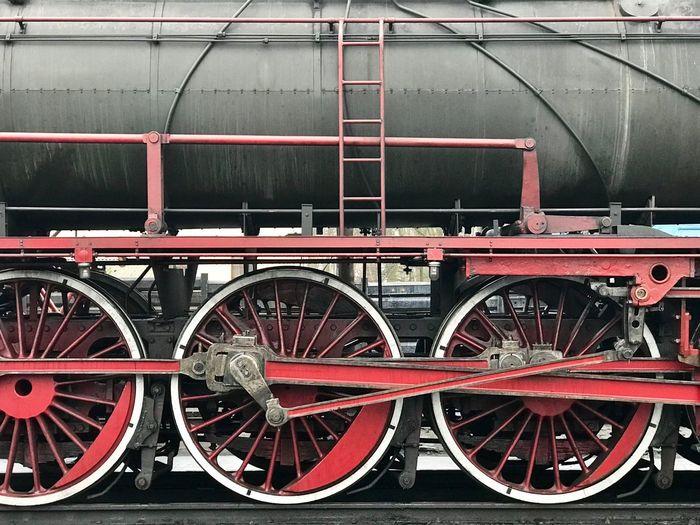 Steam Train Old